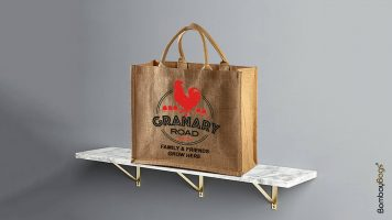Best strategy for stores to get their customers to bring the Tote Bags