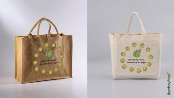 Burlap Bag Vs Canvas Bag -which one to choose