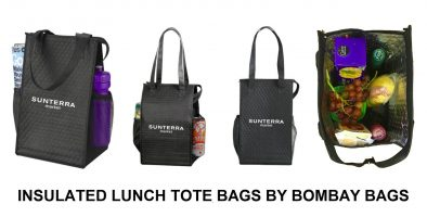 Insulated Lunch Tote Bags for Food stores